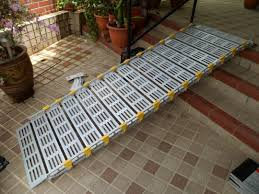 image of access solutions handicapped pets wheelchair lift portable with regard to diy wheelchair ramp