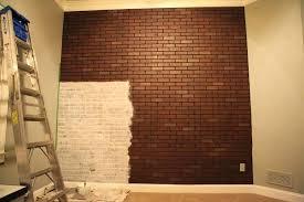 brick wall decor wall decor awesome fake brick wall decoration fake brick brick wall decor stickers