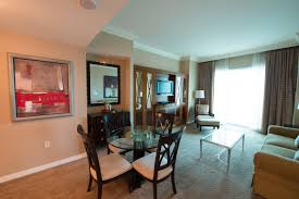 Las Vegas Suites Two Bedroom Luxury Two Bedroom Strip View Suite 1br Deluxe Combined