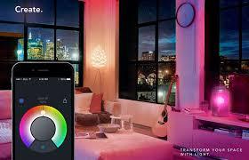 Lifx Led Smart Light Lifx Smart Led Light Multicolor Bulb Works With Alexa