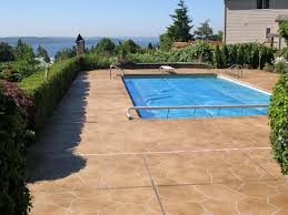 perfect outdoor awesome stain concrete patio how to outdoor spaces ideas decks remodel plan inside f