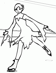 Winter Sports Coloring Pages Sport Free 12801408 Attachments
