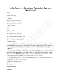Business Appointment Letter Business Appointment Thank You Letter ...