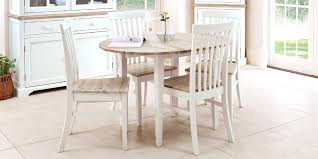 florence round extended dining table and chairs stunning kitchen table quality