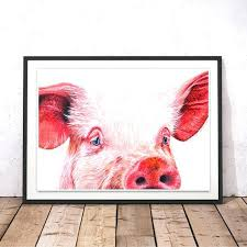 work pig wall art metal flying  on metal pig wall art with pig wall art wooden armistead