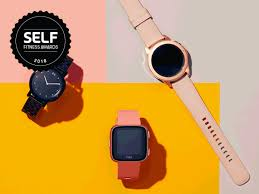 The 6 Best Trackers And Smartwatches Of 2018 Self
