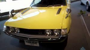 1970 GT Toyota Celica in Japan! - YouTube