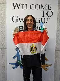 المصرية فريدة عثمان تحرز ذهبية بطولة أمريكا المفتوحة للسباحة - RT Arabic