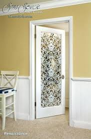 decorative interior glass doors renaissance positive reliabilt