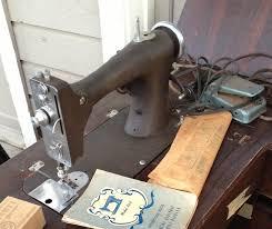 Eldredge Rotary Sewing Machine