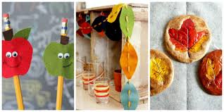 Kids Craft 45 Fall Crafts For Kids Fall Activities And Project Ideas For Kids