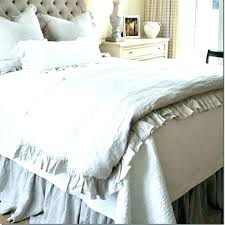 west elm belgian linen duvet cover review bedding flax pottery barn french ruffled washed king size