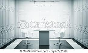 white luxury office chair. Blank White Luxury Office Interior Design, - Csp46552869 Chair I