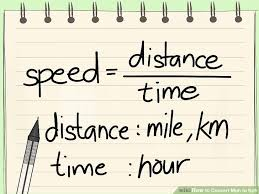Kph Conversion To Mph Chart How To Convert Mph To Kph 6 Steps With Pictures Wikihow
