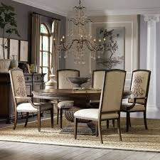 hooker dining table dimensions height .