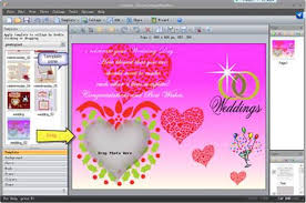 collage wedding invitations how to make a wedding invitation card with picture collage maker pro