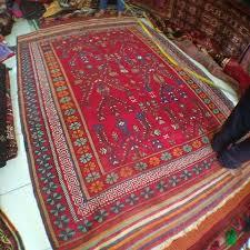 30yr old Afghan kilim suzani Size 290 x 190xm AppLetstag