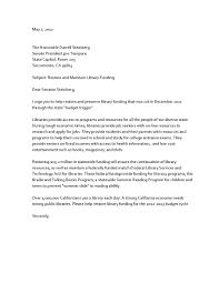 Letter to Senator Steinberg