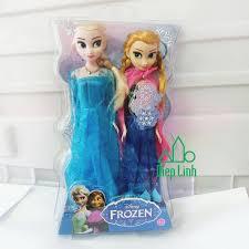 Báo giá Búp bê Công chúa Elsa và Anna - Búp Bê Công chúa - Diệp Linh chỉ  68.900₫