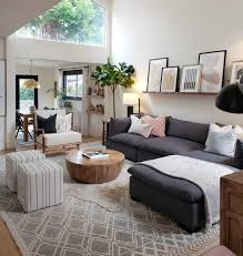 how to arrange a living room with two