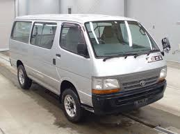 Used 2001 TOYOTA HIACE VAN Van for sale | every
