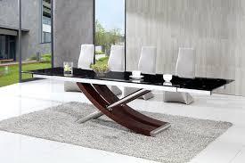 modern glass kitchen table.  Kitchen Shop Now  Dining Table And 12 Chairs In Modern Glass Kitchen 6