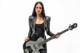 Dragonforce Recruits Bassist Alicia Vigil - Blabbermouth.net