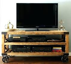 tv stands with casters industrial stand with wheels recycled pine wood awesome entertainment console casters tv stand casters ikea glass tv stands with