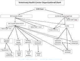 Veterinary Organizational Chart Vhc Organizational Chart
