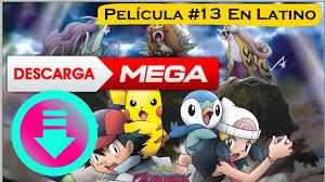 Descargar Pelicula 13 De Pokemon Zoroark El Maestro De Las Ilusiones En  Latino [MEGA] Completa 2020 - YouTube