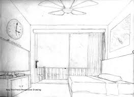 bedroom drawing one point perspective. Simple Perspective Easy One Point Perspective Drawing Bedroom Photos And  Video For P