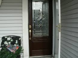 black single front doors. Rare Single Entry Doors Fiberglass For Decor Front Black