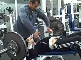 TOMSHOO Adjustable Abdominal AB Bench Crunch Sit Up Training Gym Decline Barbell Bench