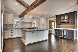 black and white tile countertops.  Countertops Black And White Kitchen With Granite Countertops On And Tile S