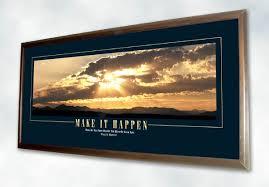 framed wall art for office. Inspirational Frames For Office Fine Motivational Decor Quote Framed Wall Art