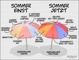 Sommer Einst Sommer Jetzt Andrea Maria Dusl Das Bureau