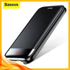 Pin Sạc Dự Phòng Baseus Cổng Usb-c Pd Sạc Nhanh 20000mah Cho Iphone 11 Pro  Max Xiaomi happytech chính hãng 634,800đ