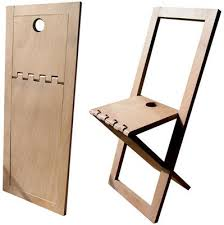 Collapsible Chairs Best 25 Folding Furniture Ideas On Pinterest Space Saving