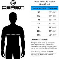 Obrien Mens Traditional Life Jacket