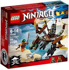 70599 Cole's Dragon | Ninjago Wiki