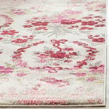 safavieh pink rug handmade nantucket multi cotton rag monaco 9 x 12 safavieh pink rug