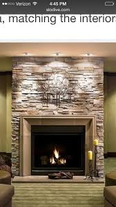 fireplace refacing home is where the heart is