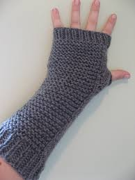 Arm Warmers Knitting Pattern