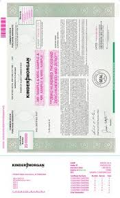 Example Of Share Certificate Gorgeous The Real Simple Guide To Stock Warrants Learn How To Use Them