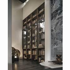 wall mounted bookcase atlante a066