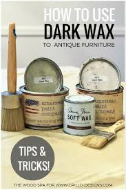 Diy tutorial antiquing wood Rustic Wood Easy To Follow Tutorial On How To Use Dark Wax To Antique Furniture Grillo Designs Grillo Designs How To Use Dark Wax To Antique Furniture Grillo Designs
