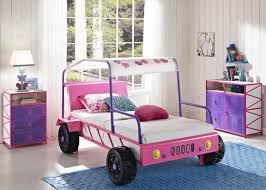 kids bedroom for twin girls. Wonderful For Twin Beds For Little Girls Pink Malibu Jeep Bed 1 Throughout Kids Bedroom I