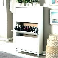 closetmaid shoe organizer 5013 3 tier white