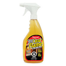 imperial 23 oz clear flame glass cleaner