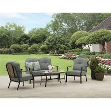 better homes and gardens azalea ridge 4 piece patio